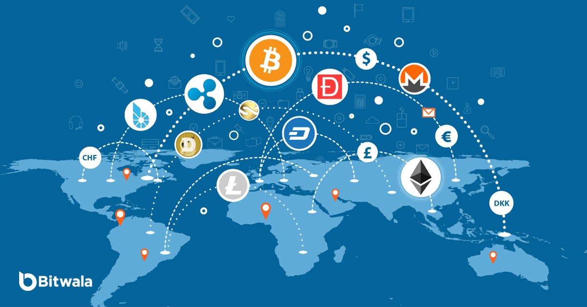 5 Cryptocurrencies to watch in 2018 | by Crypto-Fintech | Good Audience